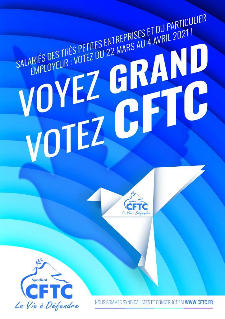 CFTC Election TPE