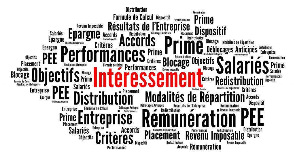 CFTC: INTERESSEMENT/PARTICIPATION versés en 2021 au titre de 2020 …
