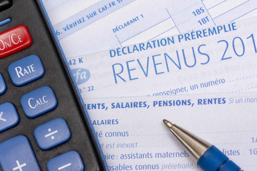 la CFTC vous informe : DECLARATION DES FRAIS REELS